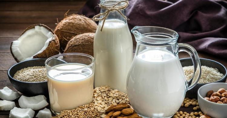 喝牛奶長痘痘怎麼辦?植物奶新趨勢,低脂低碳水好處多,這款最適合「減重族」-2