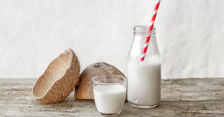 喝牛奶長痘痘怎麼辦?植物奶新趨勢,低脂低碳水好處多,這款最適合「減重族」-6