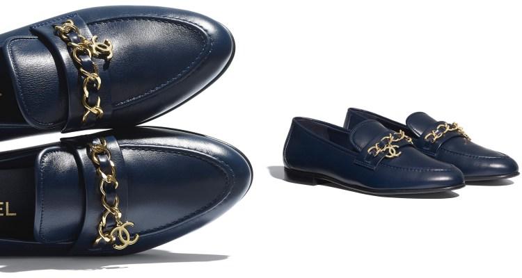 Chanel百搭包鞋超好入手?這10雙OL上班約會都能穿!小資女也能擁有時髦鞋款-9