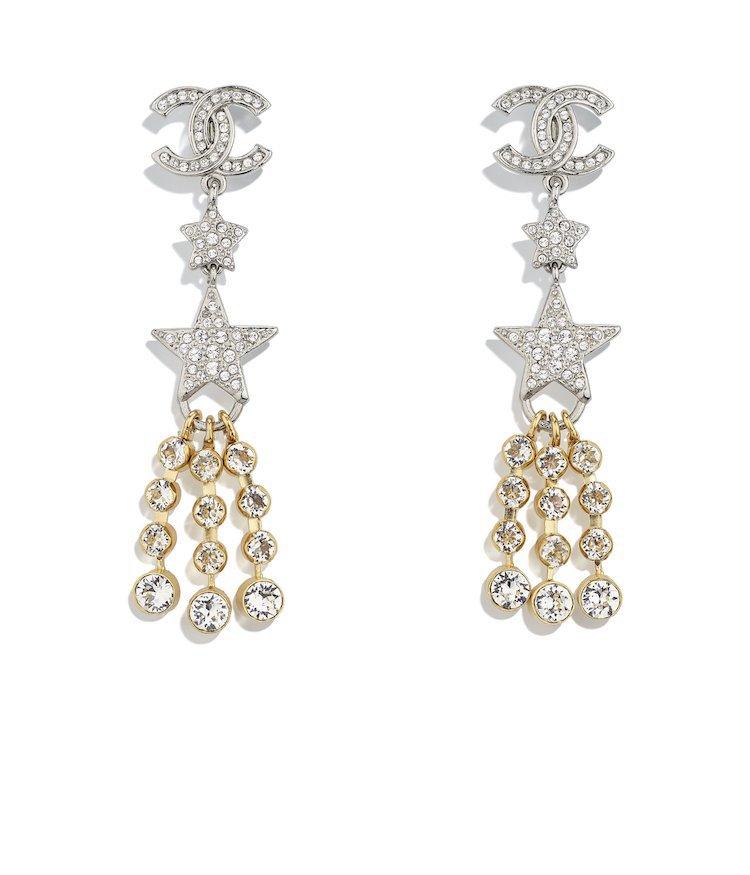 Chanel耳環也斷貨!水滴珍珠、迷你香水、經典Logo,工坊系列珠寶太搶手!-0