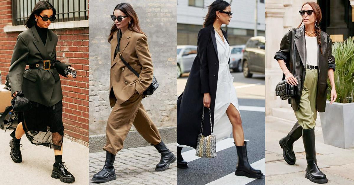 2020秋冬流行單品Top 5!軍靴、格紋、流蘇、針織、復古70,這五樣單品快買起來-2
