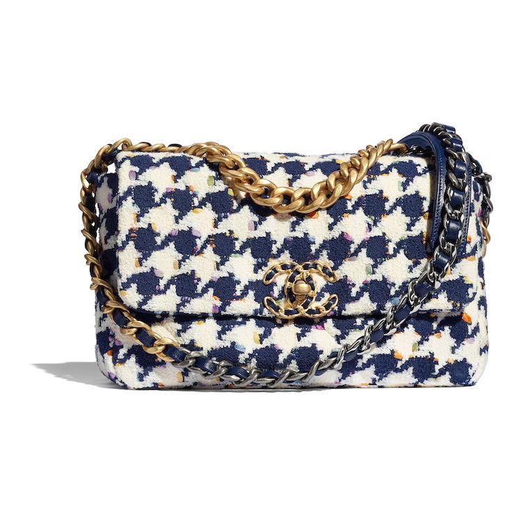 2021 Chanel春夏包包推薦這10款! 11.12、19 到眼鏡包都套上粉色外衣,準備預支年終獎金啦!-2