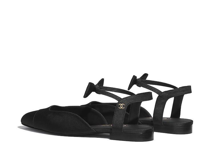 Chanel百搭包鞋超好入手?這10雙OL上班約會都能穿!小資女也能擁有時髦鞋款-6