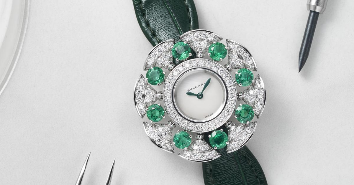 """2021腕錶推薦""""綠色系""""Top 11!Cartier、Hermès…Rolex這支終年熱賣-7"""
