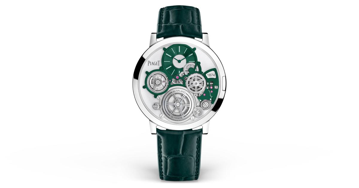 """2021腕錶推薦""""綠色系""""Top 11!Cartier、Hermès…Rolex這支終年熱賣-8"""