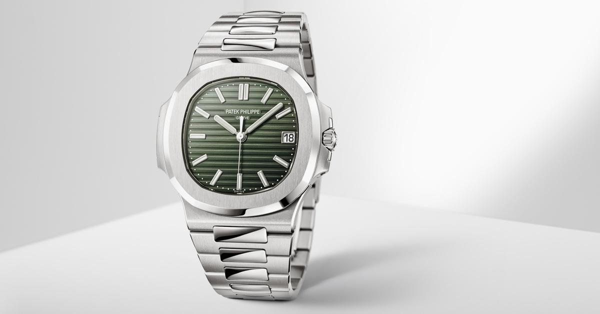 """2021腕錶推薦""""綠色系""""Top 11!Cartier、Hermès…Rolex這支終年熱賣-9"""