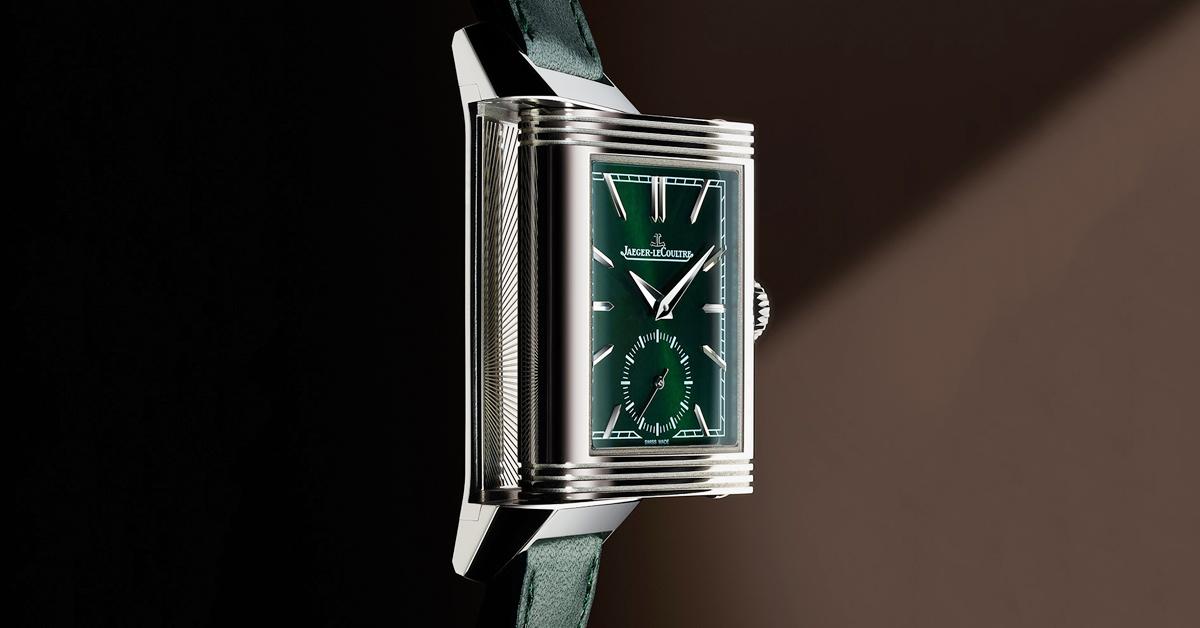 """2021腕錶推薦""""綠色系""""Top 11!Cartier、Hermès…Rolex這支終年熱賣-10"""