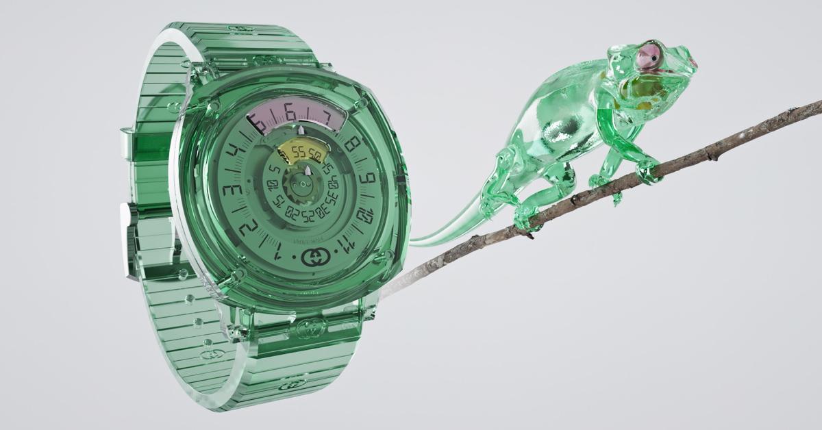 """2021腕錶推薦""""綠色系""""Top 11!Cartier、Hermès…Rolex這支終年熱賣-11"""