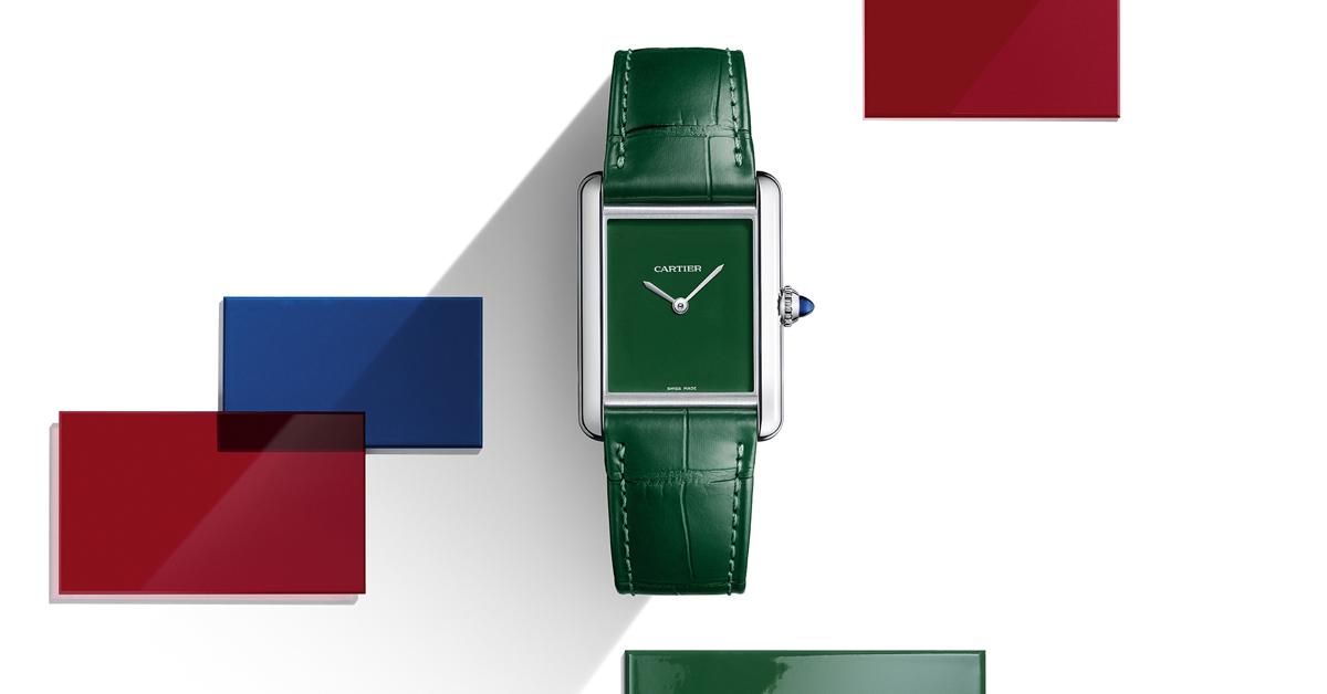 """2021腕錶推薦""""綠色系""""Top 11!Cartier、Hermès…Rolex這支終年熱賣-1"""