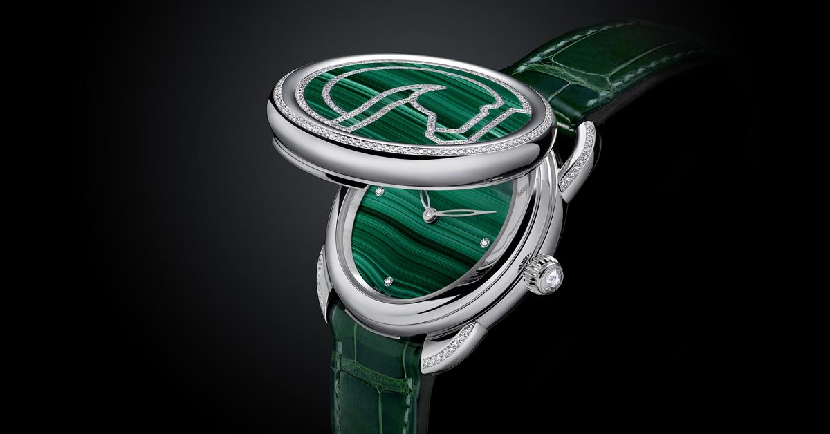 """2021腕錶推薦""""綠色系""""Top 11!Cartier、Hermès…Rolex這支終年熱賣-2"""