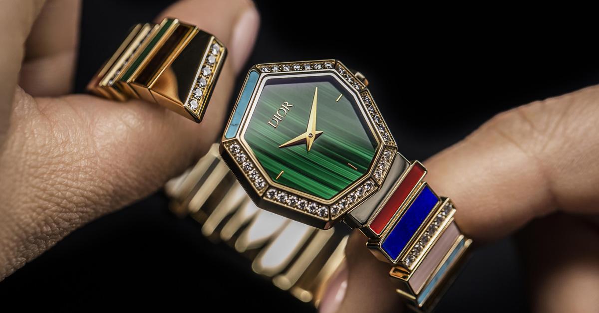 """2021腕錶推薦""""綠色系""""Top 11!Cartier、Hermès…Rolex這支終年熱賣-6"""