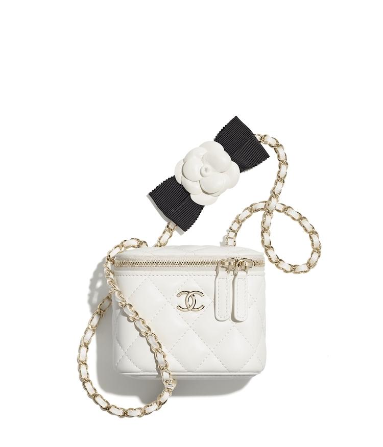 Chanel2021年春夏包款推薦這10款!珍珠元素到經典11.12新樣貌全都太迷人-1