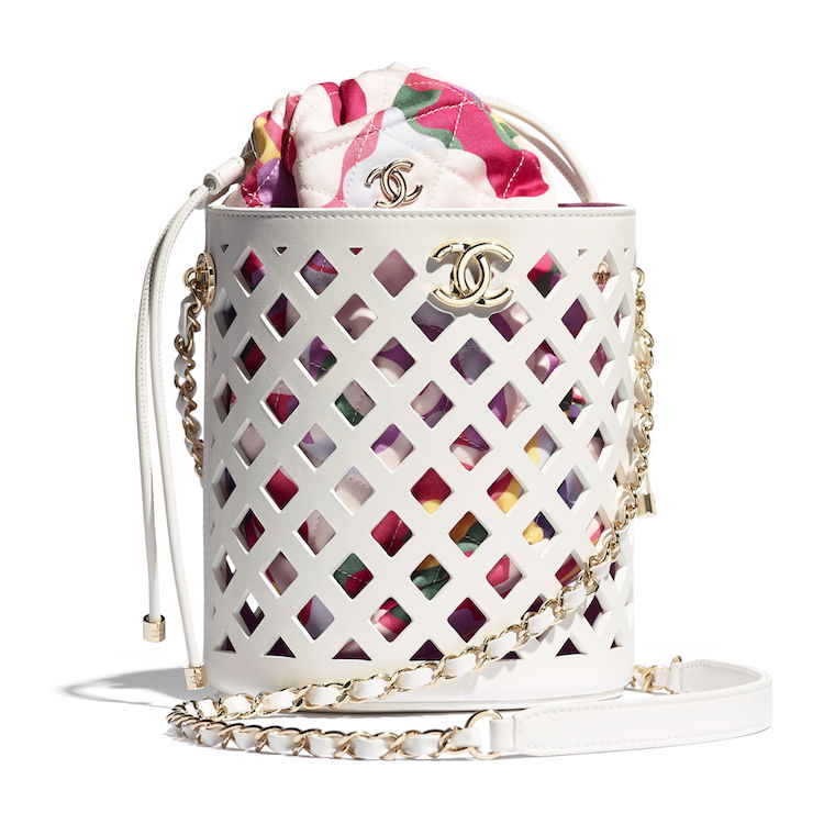 2021 Chanel春夏包包推薦這10款! 11.12、19 到眼鏡包都套上粉色外衣,準備預支年終獎金啦!-3