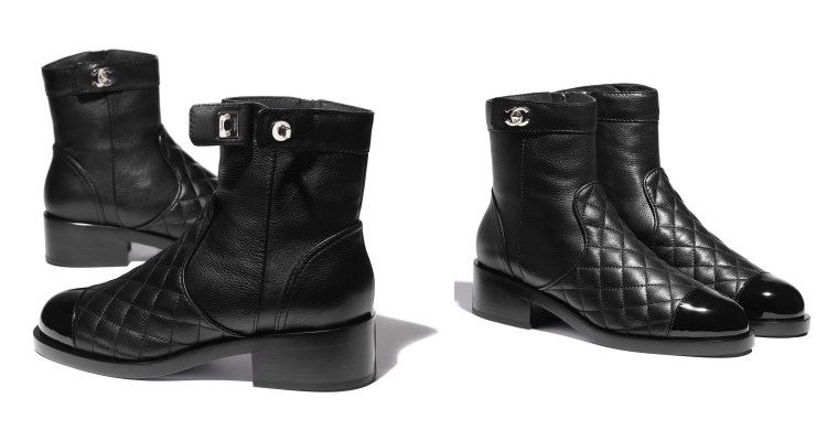 Chanel百搭包鞋超好入手?這10雙OL上班約會都能穿!小資女也能擁有時髦鞋款-5