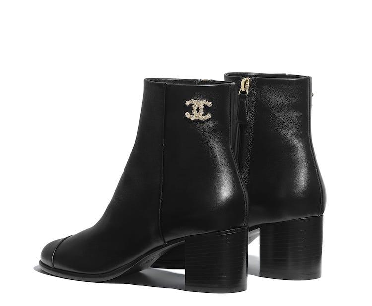 Chanel百搭包鞋超好入手?這10雙OL上班約會都能穿!小資女也能擁有時髦鞋款-4