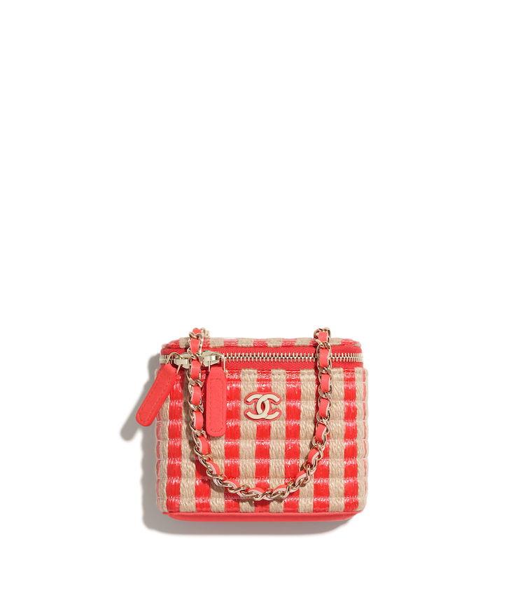 2021 Chanel春夏包包推薦這10款! 11.12、19 到眼鏡包都套上粉色外衣,準備預支年終獎金啦!-7
