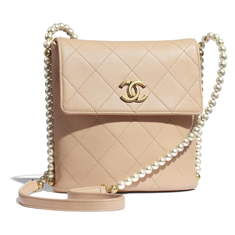 Chanel2021年春夏包款推薦這10款!珍珠元素到經典11.12新樣貌全都太迷人-0