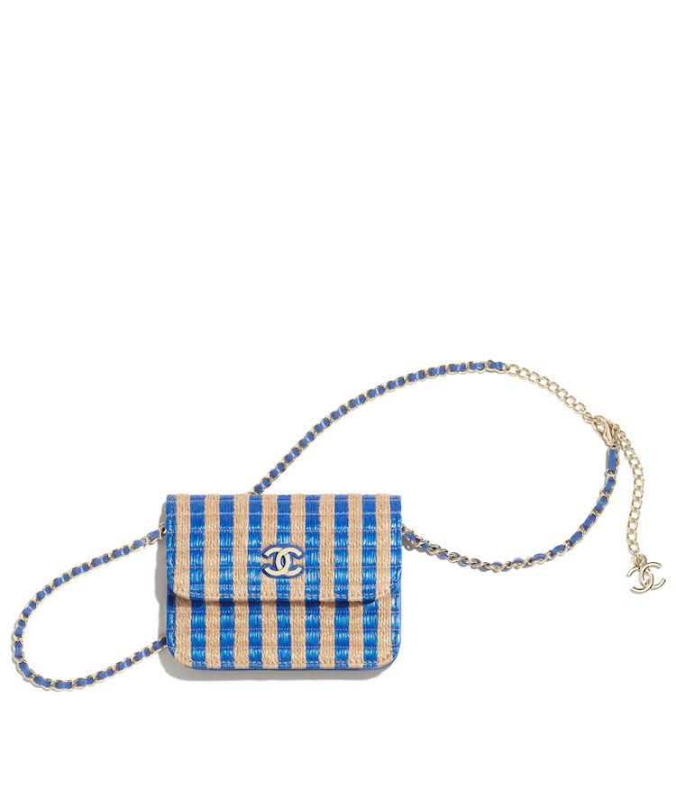 2021 Chanel春夏包包推薦這10款! 11.12、19 到眼鏡包都套上粉色外衣,準備預支年終獎金啦!-4