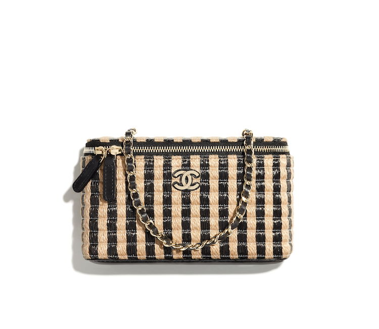 2021 Chanel春夏包包推薦這10款! 11.12、19 到眼鏡包都套上粉色外衣,準備預支年終獎金啦!-9