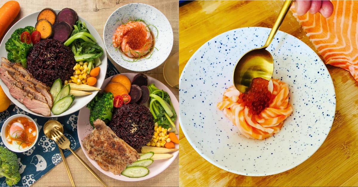 台中美食推薦「72度C舒肥健康餐」!均價150元就能嚐遍好料,法式清煎、檸檬胡椒天天吃不膩-2