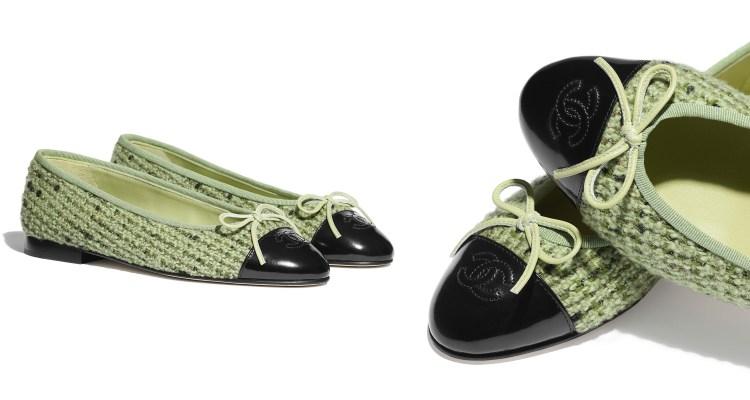 Chanel百搭包鞋超好入手?這10雙OL上班約會都能穿!小資女也能擁有時髦鞋款-2