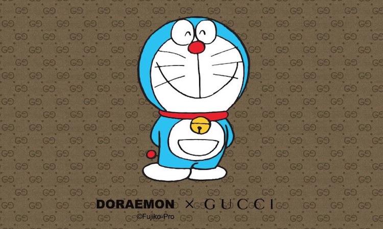 Gucci哆啦A夢聯名正式登場!水桶包 、托特包到皮夾,不是可愛,是可愛到死!-1