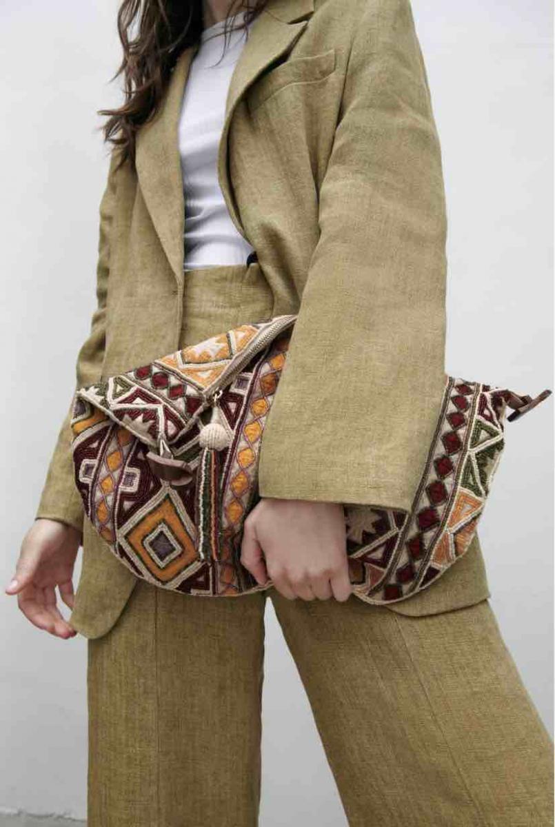 Zara線上購物推薦5款編織包!串珠、荷葉邊托特包、手提包...全部1800元有找!-4
