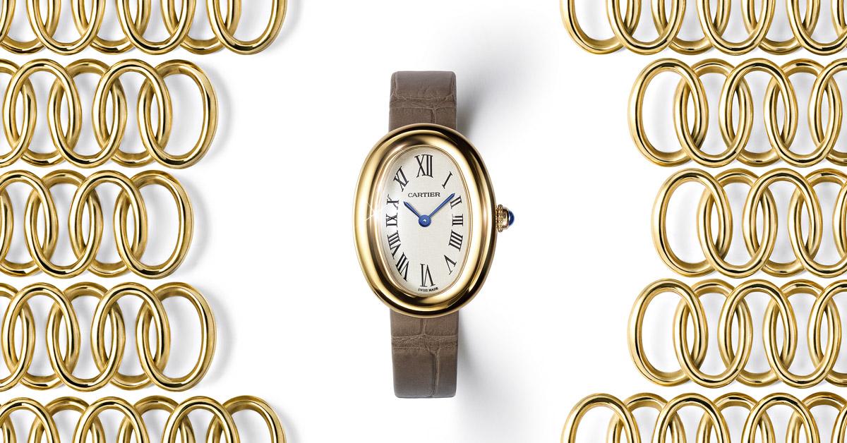 """手錶造型不是非圓即方!9款""""特殊造型""""精品手錶推薦,香奈兒、寶格麗、卡地亞…讓你走在時代尖端-2"""