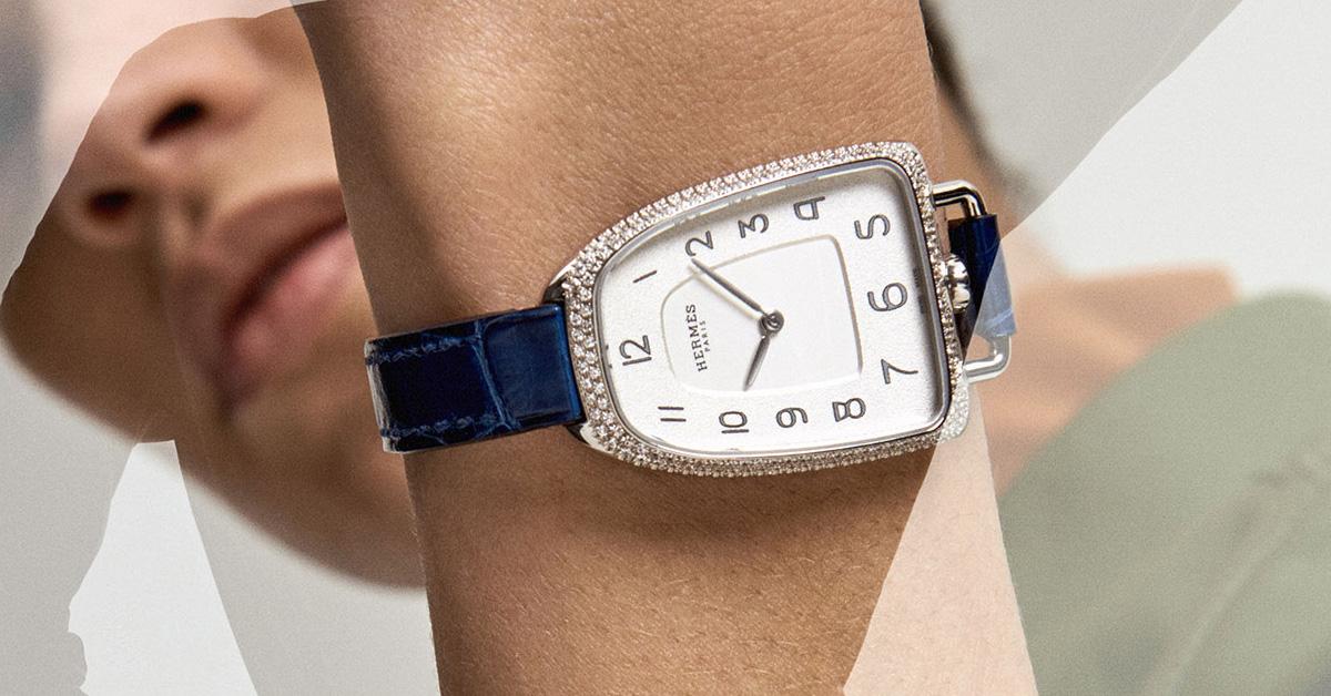 """手錶造型不是非圓即方!9款""""特殊造型""""精品手錶推薦,香奈兒、寶格麗、卡地亞…讓你走在時代尖端-3"""