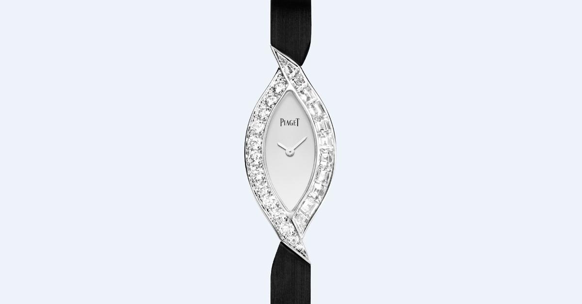 """手錶造型不是非圓即方!9款""""特殊造型""""精品手錶推薦,香奈兒、寶格麗、卡地亞…讓你走在時代尖端-4"""