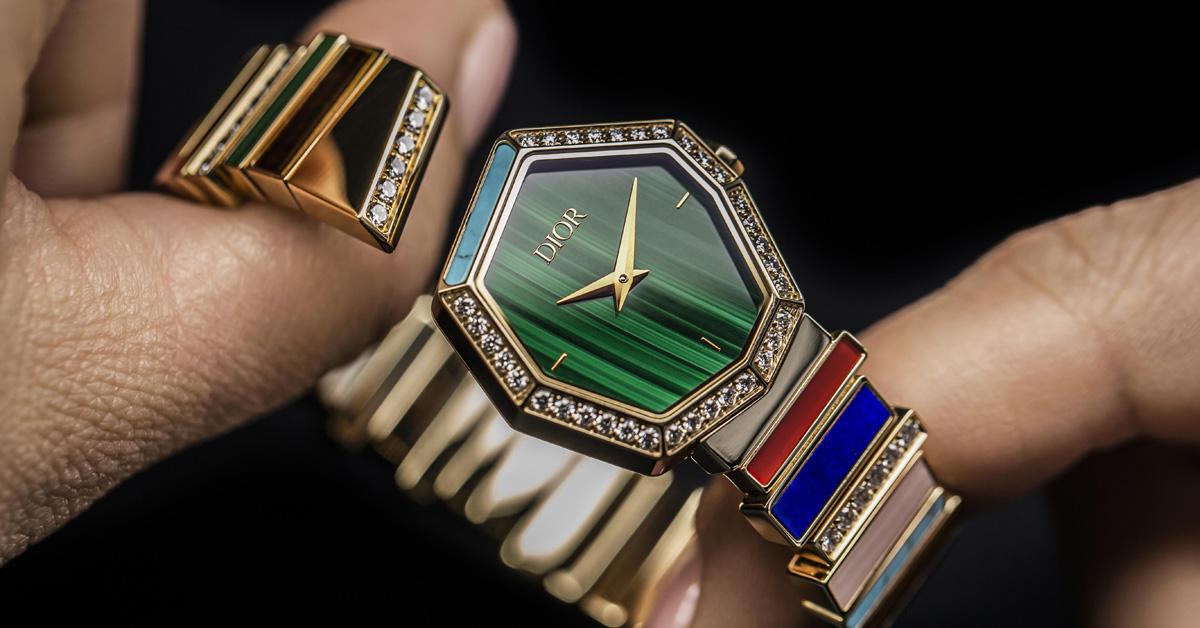 """手錶造型不是非圓即方!9款""""特殊造型""""精品手錶推薦,香奈兒、寶格麗、卡地亞…讓你走在時代尖端-7"""