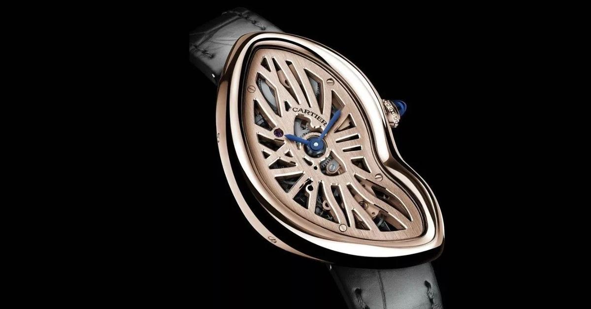 """手錶造型不是非圓即方!9款""""特殊造型""""精品手錶推薦,香奈兒、寶格麗、卡地亞…讓你走在時代尖端-0"""