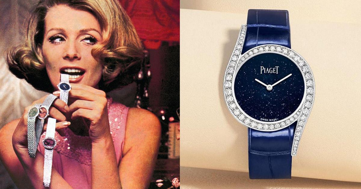 孔曉振、Jessica、《瘋狂亞洲富豪》吳恬敏等10位女性齊聚,全都為了伯爵「這只錶」!-0