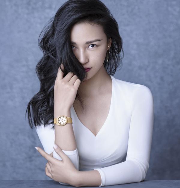 孔曉振、Jessica、《瘋狂亞洲富豪》吳恬敏等10位女性齊聚,全都為了伯爵「這只錶」!-6