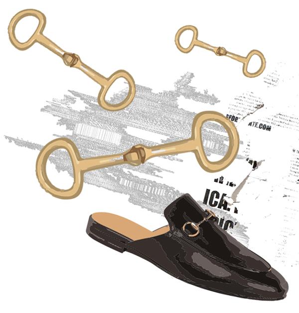 Gucci「Horsebit 1955」竄升品牌新經典包款!承襲馬術淵源,「GG Supreme」上字版實在太吸睛-2