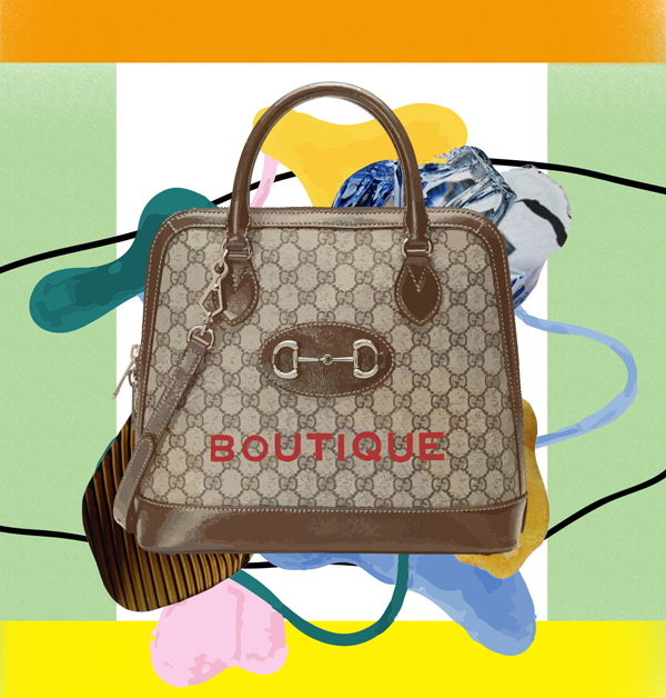 Gucci「Horsebit 1955」竄升品牌新經典包款!承襲馬術淵源,「GG Supreme」上字版實在太吸睛-5