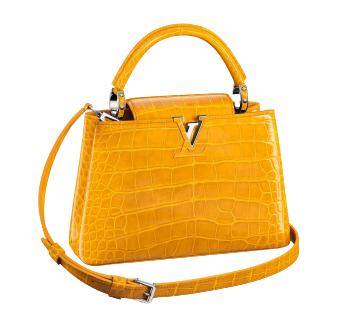 """2020秋冬穿搭重點是「戀楓黃」!Chanel、LV、Celine...8款包包開啟妳的""""黃""""金時代-2"""