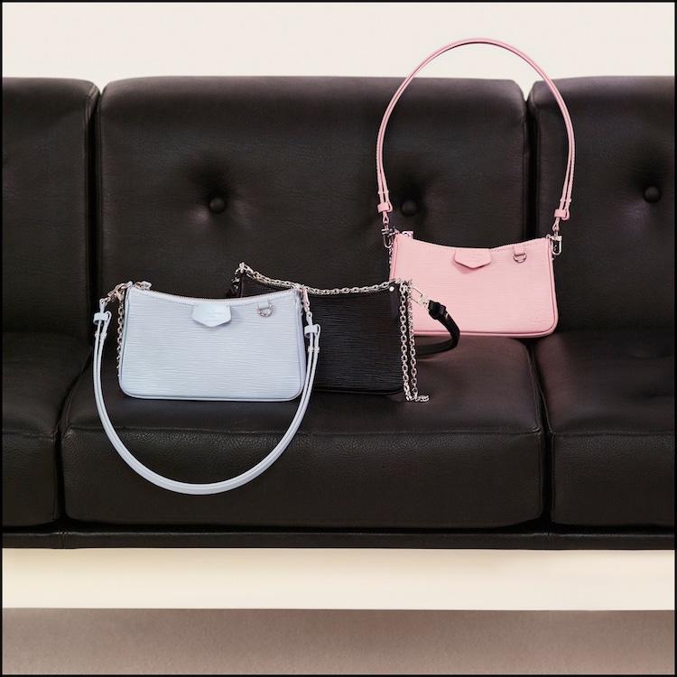 LV包包再推「迷你腋下包」!奶茶色、寶寶藍到櫻花粉,五萬初頭就搞定!-0