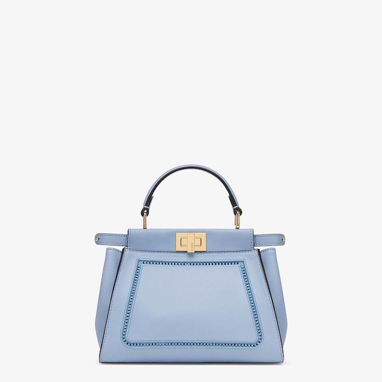 2021包包推薦 「寶寶藍」Top10!LV、Gucci、Celine..BV寬版編織郵差包櫃上很搶手!-4