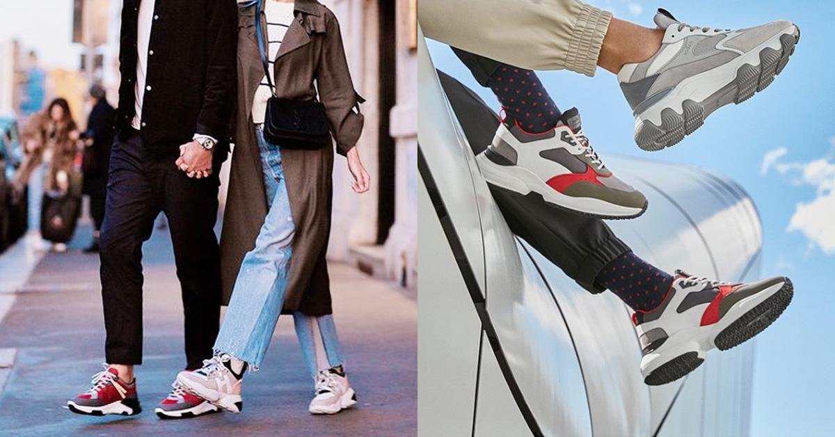 2020球鞋推薦Top 10!Chanel、LV、Dior、Balenciaga、Prada...運動逛街一鞋搞定!-5