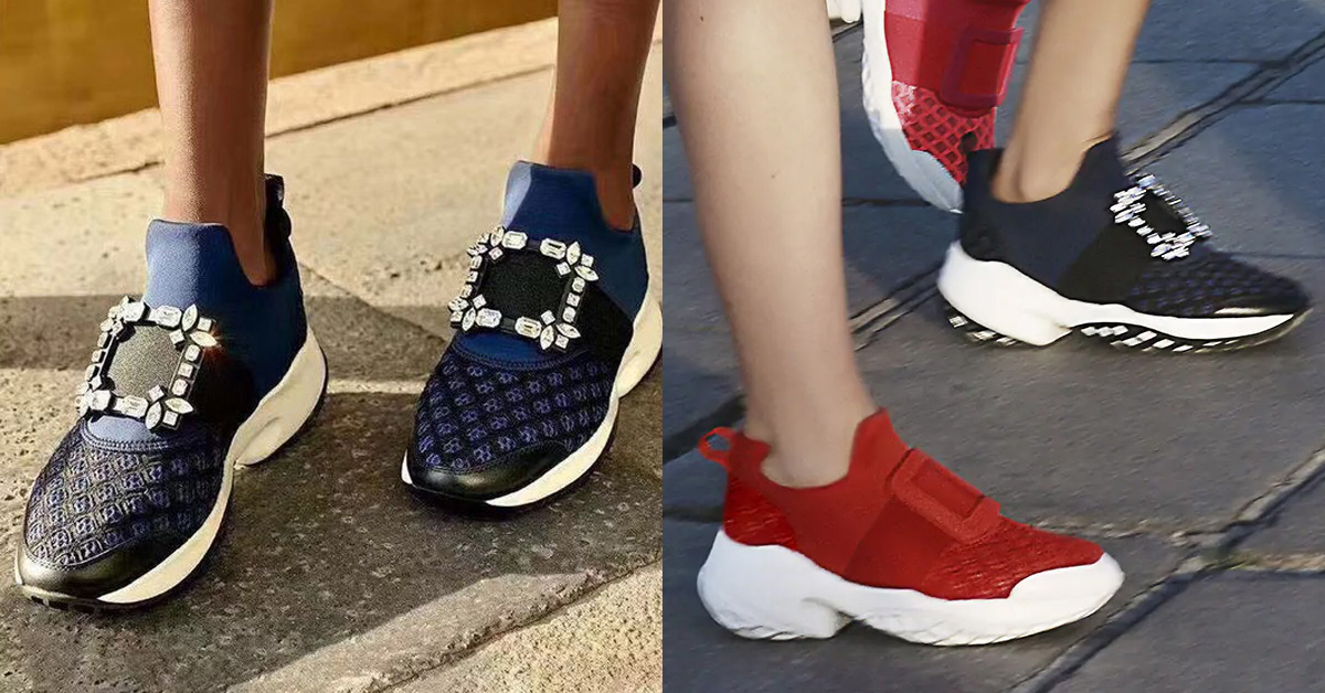 2020球鞋推薦Top 10!Chanel、LV、Dior、Balenciaga、Prada...運動逛街一鞋搞定!-6
