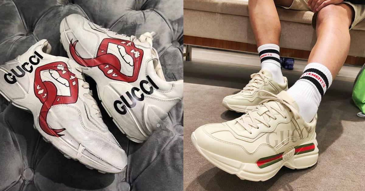 2020球鞋推薦Top 10!Chanel、LV、Dior、Balenciaga、Prada...運動逛街一鞋搞定!-8