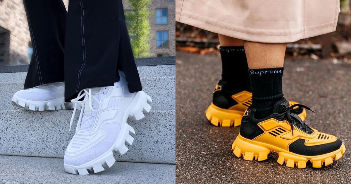 2020球鞋推薦Top 10!Chanel、LV、Dior、Balenciaga、Prada...運動逛街一鞋搞定!-10
