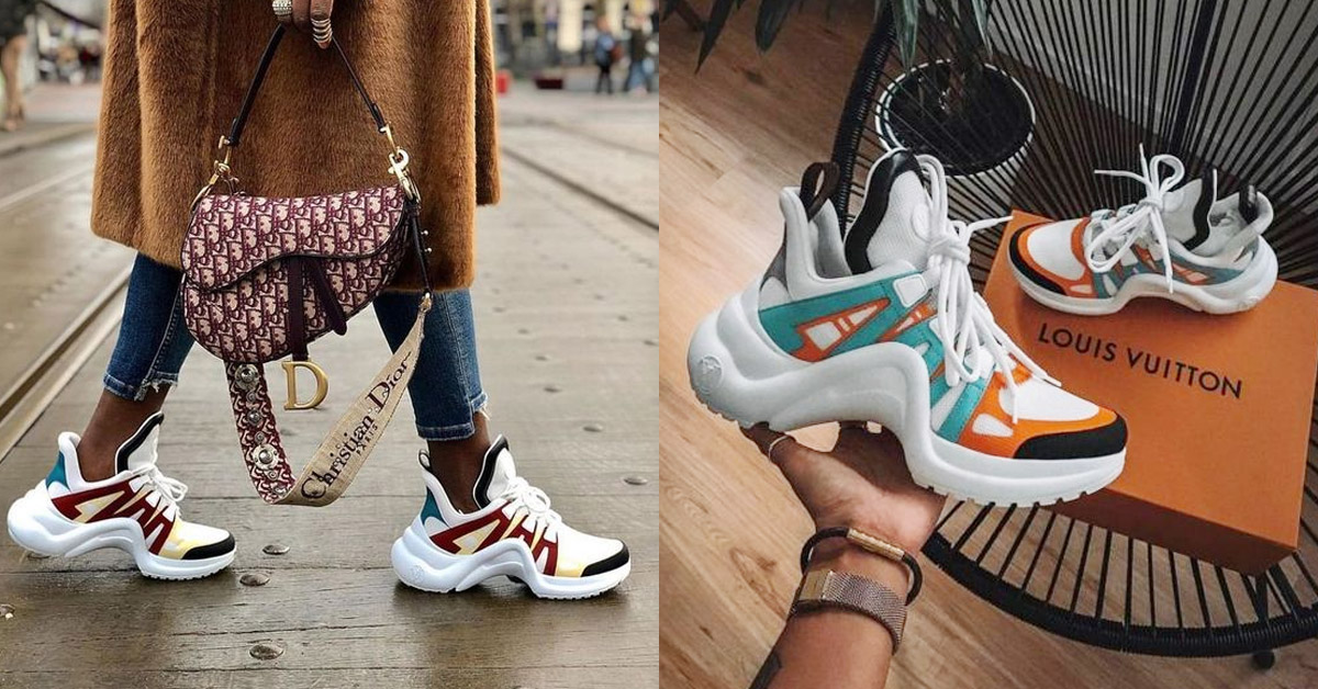 2020球鞋推薦Top 10!Chanel、LV、Dior、Balenciaga、Prada...運動逛街一鞋搞定!-2