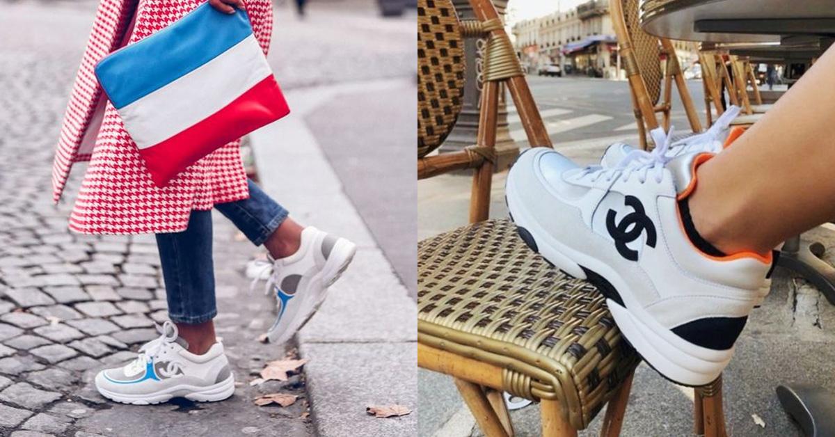 2020球鞋推薦Top 10!Chanel、LV、Dior、Balenciaga、Prada...運動逛街一鞋搞定!-1