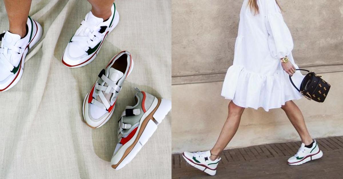 2020球鞋推薦Top 10!Chanel、LV、Dior、Balenciaga、Prada...運動逛街一鞋搞定!-3