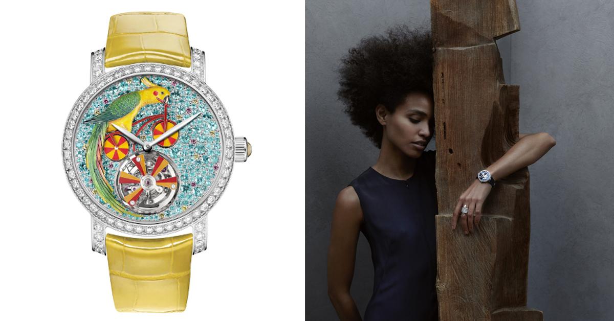 腕錶趨勢跟上Pantone 2021年度色!Rolex、Bvlgari、AP、Hermes...10款「極致灰 + 亮麗黃」推薦錶款-8