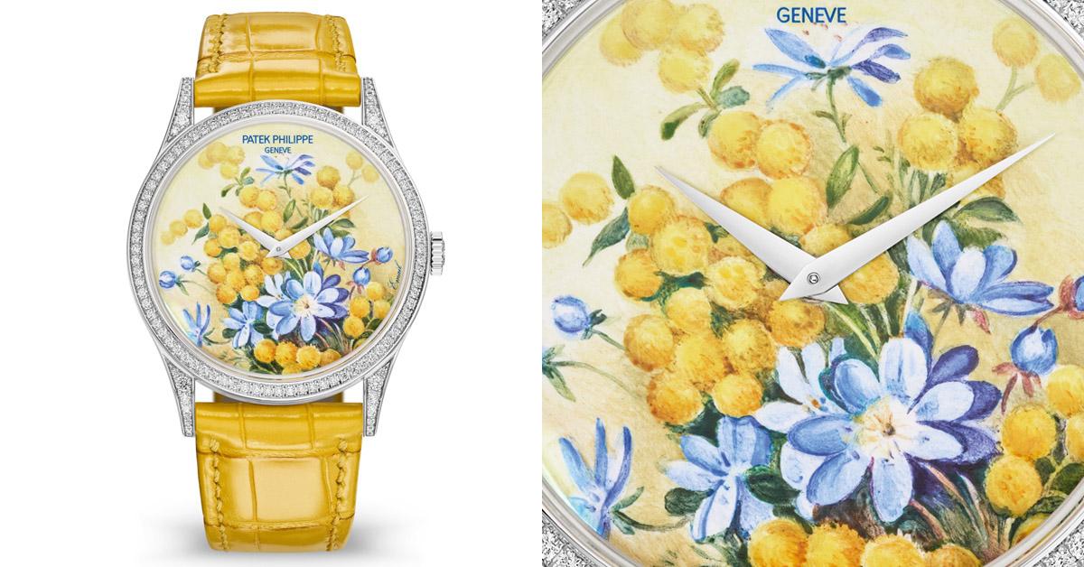 腕錶趨勢跟上Pantone 2021年度色!Rolex、Bvlgari、AP、Hermes...10款「極致灰 + 亮麗黃」推薦錶款-10