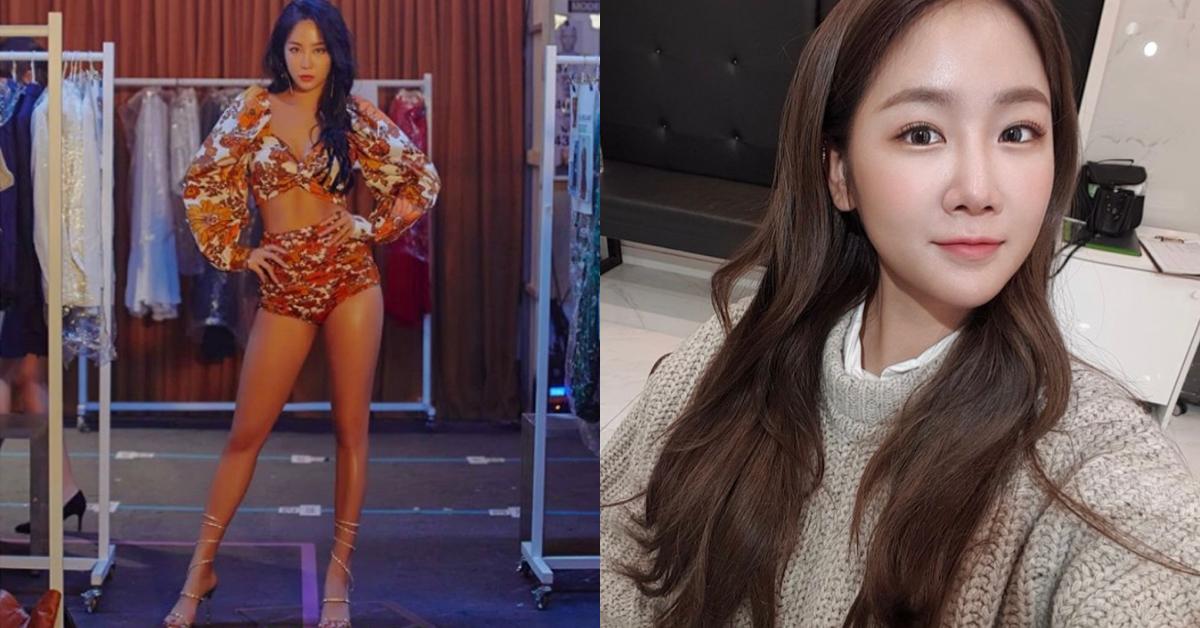 """性感小野马泫雅没上榜?韩国""""拥有最理想身材女星""""排行榜公开!而雪炫竟然也不是冠军?"""