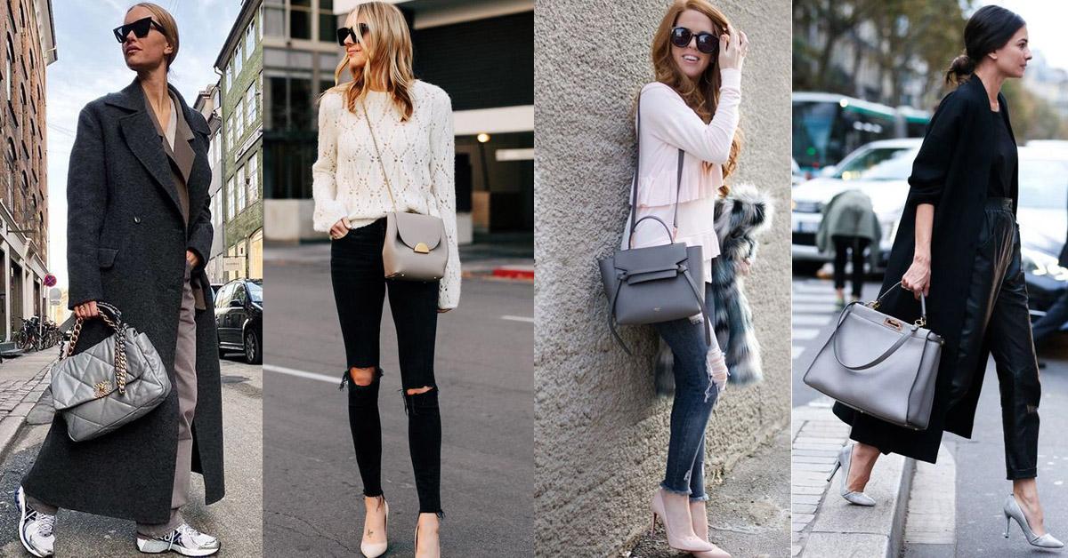 2021包包流行趨勢關鍵是「極致灰」!LV、Chanel、Celine...6款灰色IT Bag跟上Pantone年度色-0